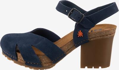 ART Sandale in navy / braun, Produktansicht