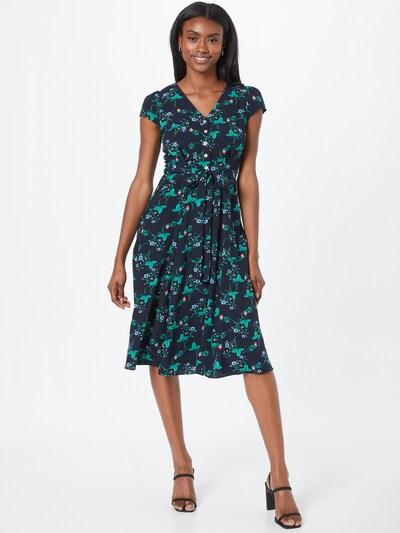 Rochie tip bluză 'CATHLEEN' Louche pe albastru / bleumarin / verde / roșu / alb, Vizualizare model