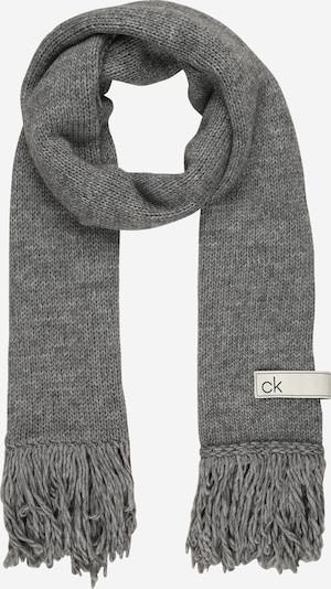 Calvin Klein Écharpe en gris chiné, Vue avec produit