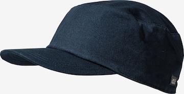JACK WOLFSKIN Cap 'Companero' in Blau