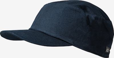 JACK WOLFSKIN Cap 'Companero' in blau, Produktansicht