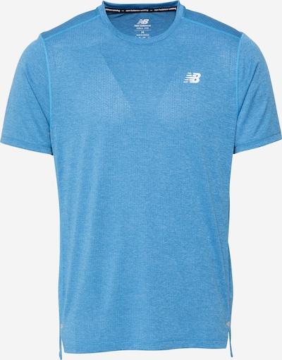 new balance Sportshirt in hellblau, Produktansicht