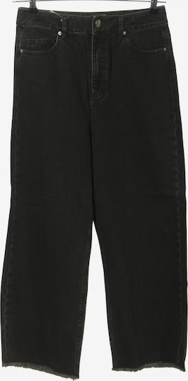 ASOS DESIGN 7/8 Jeans in 30-31/32 in schwarz, Produktansicht