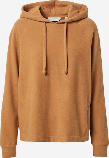 TOM TAILOR DENIM Sweatshirt in hellbraun, Produktansicht