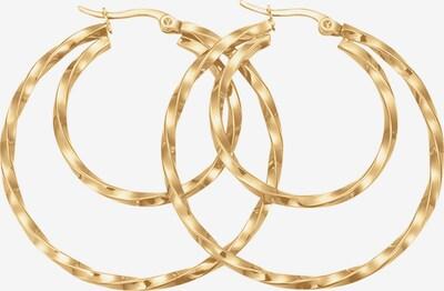 Heideman Boucles d'oreilles 'Parvamagna' en or, Vue avec produit