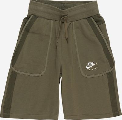 Nike Sportswear Shorts in oliv, Produktansicht