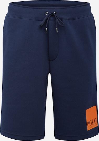 Kelnės iš POLO RALPH LAUREN , spalva - tamsiai mėlyna / tamsiai oranžinė, Prekių apžvalga