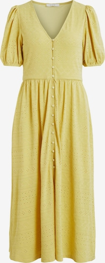 VILA Kleid 'Kathy' in gelb, Produktansicht