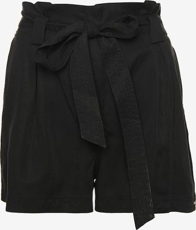 Superdry Pantalon 'Desert Paper' en noir, Vue avec produit