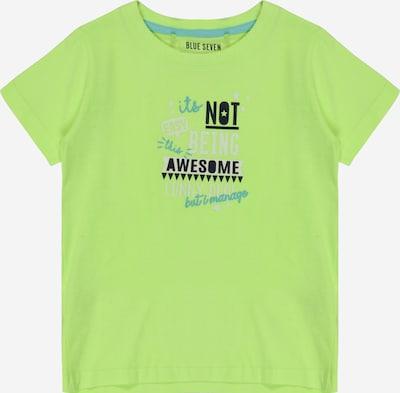BLUE SEVEN Camiseta en verde claro, Vista del producto