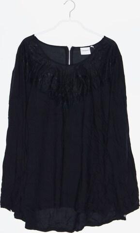 Junarose Blouse & Tunic in 5XL in Black