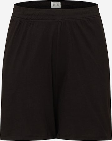 Cotton On Curve Shorts in Black