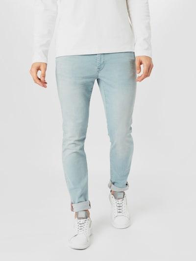 Petrol Industries Jeans 'Seaham' i blue denim, Modelvisning