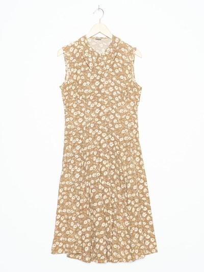 UNITED COLORS OF BENETTON Kleid in M in dunkelbeige, Produktansicht