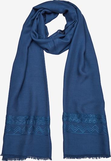 s.Oliver Sjaal in de kleur Donkerblauw, Productweergave