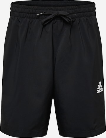 ADIDAS PERFORMANCE Workout Pants 'CHELSEA' in Black