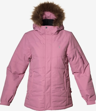 Isbjörn of Sweden Outdoorjacke 'DOWNHILL' in pink, Produktansicht