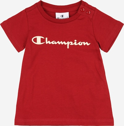 Champion Authentic Athletic Apparel T-Shirt in feuerrot, Produktansicht