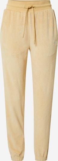 ADIDAS ORIGINALS Hose in dunkelbeige / weiß, Produktansicht