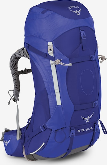 Osprey Sportrugzak 'Ariel' in de kleur Lila, Productweergave
