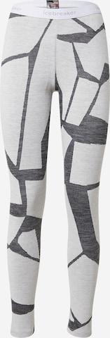 ICEBREAKER Športové nohavice - biela
