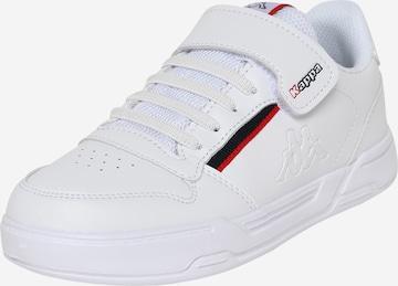 KAPPA Sneaker 'MARABU II' in Weiß