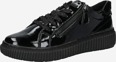 JANA Zapatillas deportivas bajas en negro, Vista del producto