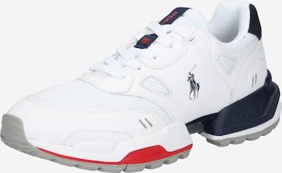 Sneaker bassa POLO RALPH LAUREN di colore navy / rosso / bianco, Visualizzazione prodotti
