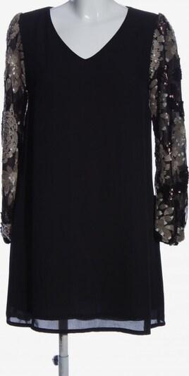 Darling Langarmkleid in S in braun / schwarz, Produktansicht