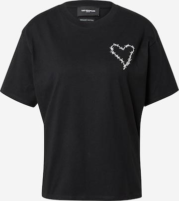 The Kooples Shirt in Black