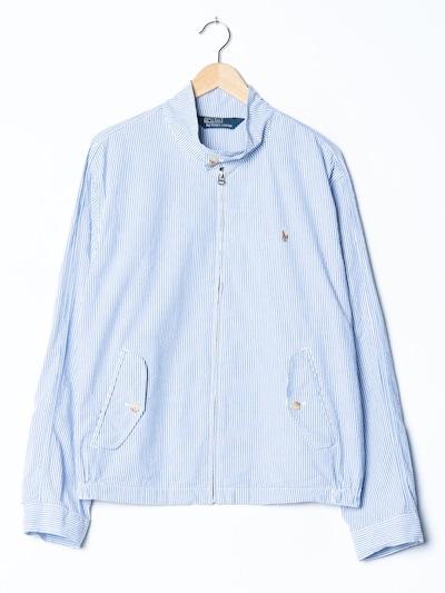 RALPH LAUREN Jacke in XL-XXL in hellblau, Produktansicht