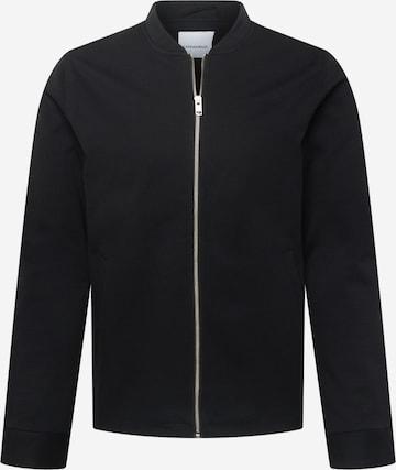 Lindbergh Between-Season Jacket 'Superflex' in Black