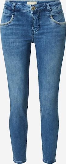 MOS MOSH Džinsi 'Naomi', krāsa - zils džinss, Preces skats