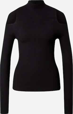 Calvin Klein Jeans Pullover in Schwarz