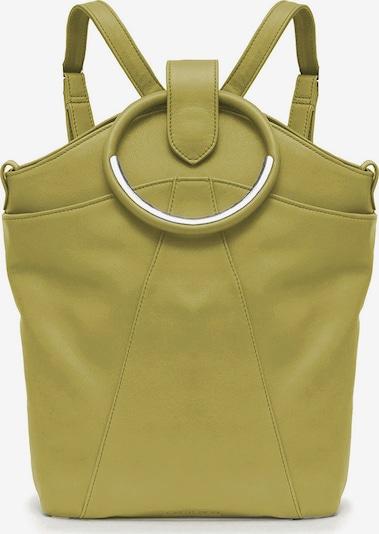 Gretchen Rucksack 'Maple Metal' in grün, Produktansicht