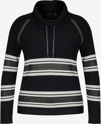 Thomas Rabe Pullover in schwarz / weiß, Produktansicht