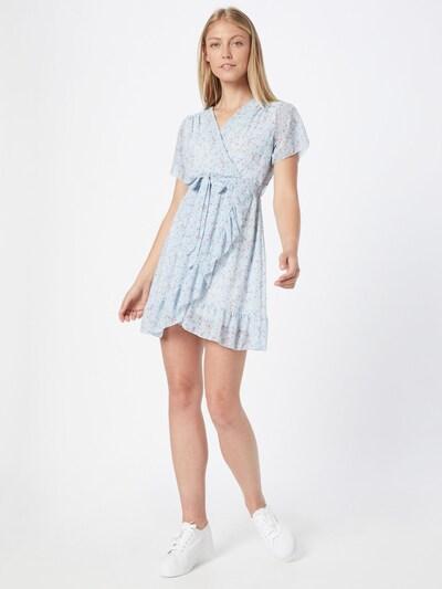 Hailys Kleid 'Sophie' in hellblau / mint / rosé / weiß, Modelansicht