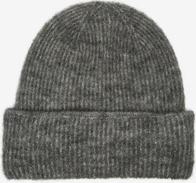 VERO MODA Mütze 'Clara' in graumeliert, Produktansicht