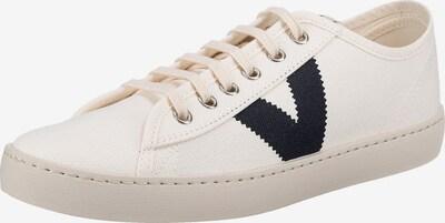 VICTORIA Sneaker 'Berlin' in schwarz / weiß, Produktansicht