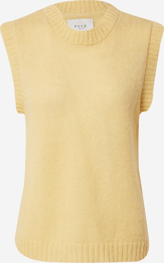 PULZ Jeans Pulover 'IRIS' u žuta, Pregled proizvoda