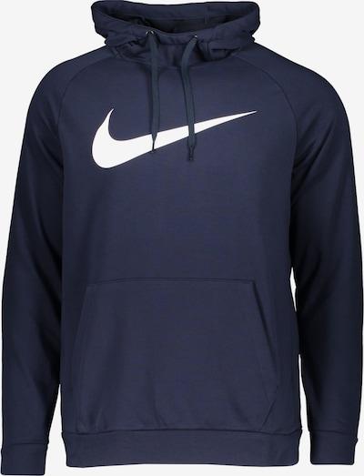 NIKE Sportiska tipa džemperis jūraszils / balts, Preces skats