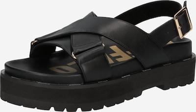 Sandalo 'ROMY' BUFFALO di colore nero, Visualizzazione prodotti
