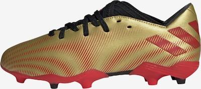 ADIDAS PERFORMANCE Sportschoen 'Nemeziz Messi.3' in de kleur Goud / Lichtrood / Zwart, Productweergave