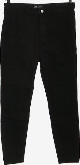 ZARA Stretch Jeans in 35-36 in schwarz, Produktansicht
