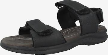 Sandales CLARKS en noir