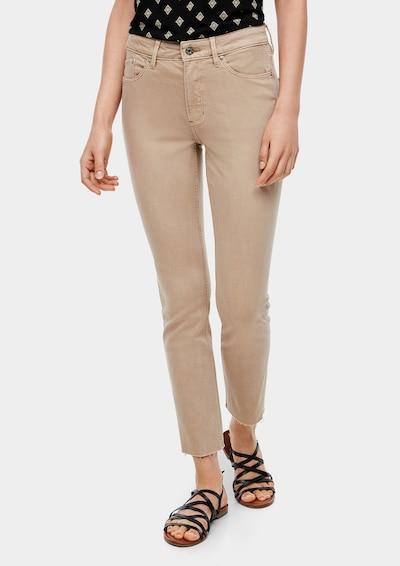 s.Oliver Jeans in beige, Modelansicht