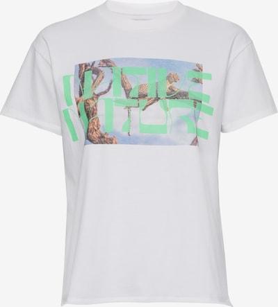 ZOE KARSSEN T-Shirt in weiß, Produktansicht