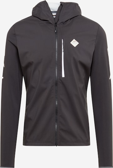 Maloja Outdoorová bunda 'Beifuss' - černá / bílá, Produkt