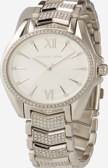 Michael Kors Analog watch 'Whitney' in silver / white, Item view