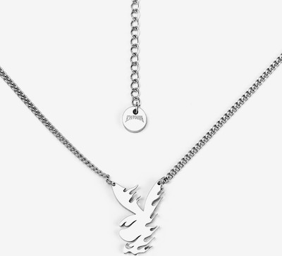 Rare-Romance Necklace 'FLAMEBOI' in Grey, Item view